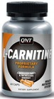 L-КАРНИТИН QNT L-CARNITINE капсулы 500мг, 60шт. - Светлый